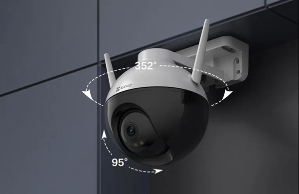 萤石C8W智能家居摄像机